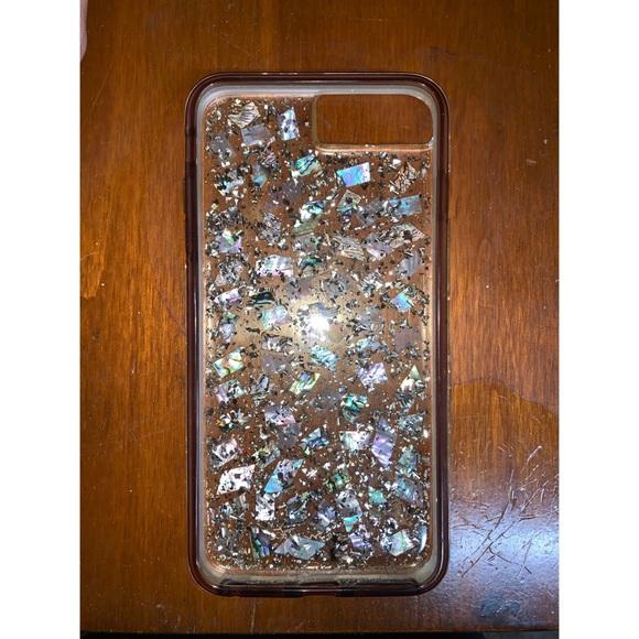 wholesale dealer c59f7 e3cb5 iPhone 8 Plus Casemate Mother of Pearl case